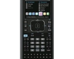 Calculadora A Color Texas Instruments Ti-nspire Cx Cas - Ti