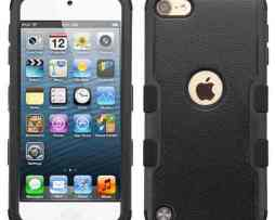 Funda Protector Triple Layer Apple Ipod Touch 5g / 6g Negro