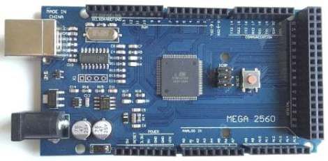 Compatible Con Ide Arduino – Mega 2560 R3 – Remate