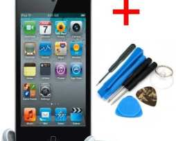 Lcd Y Touchscreen Para Ipod Touch 4g + Kit + Mica/ Original