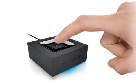 Logitech Adaptador Audio Bluetooth Para Bocinas 980-000910