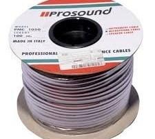 Prosound Cable Italiano Para Microfono Pmc1050 Incluye Iva