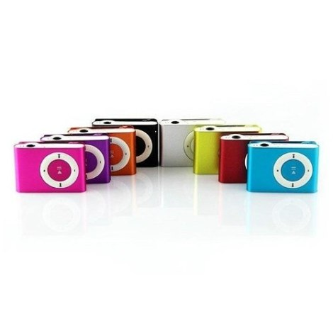 Reproductores Mp3 Player Shuffle Mini Usb