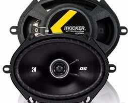 Set Bocinas Kicker Dsc6804 200w 6x8 5x7 Ideal Autos Ford