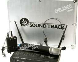 Set Micros Inalam Uhf Mano Diadem Ysolap Soundtrack Stw24hul