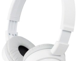 Sony Mdr-zx100 Blancos P/ Celulares Mp3 Mp4 Ipod Dj Iphone