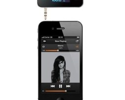 Transmisor Fm Iphone