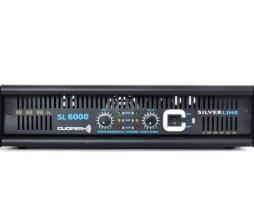 Amplificador Profesional Cuoperh  Sl6000 Silver Line