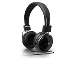 Audifonos Diadema Vorago Hp-300 Celulares Ipod Tablet Negro