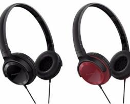Audífonos Portátiles Pioneer Negro Rojos Se-mj502r