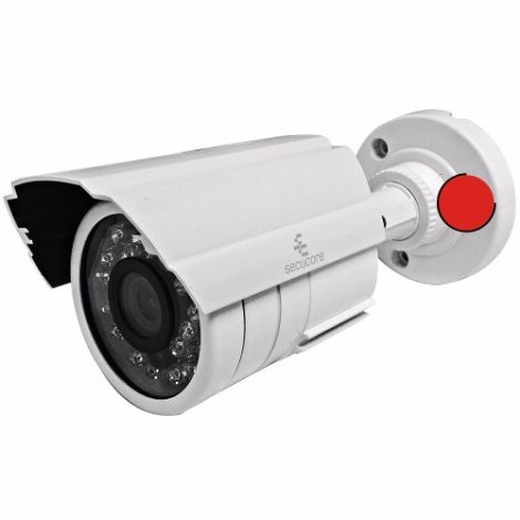 Camara Ip Hd 720p Bullet 1 Megapixel Video Cctv Onvif