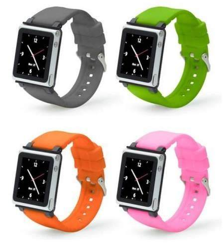 Extensible Ipod Nano 6g Multi Touch Iwatchz Varios Colores
