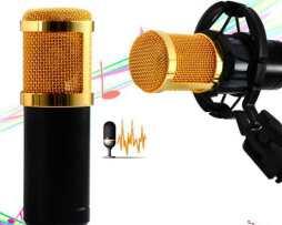 Microfono Condensador Bm-800 Profesional Plug 3.5mm