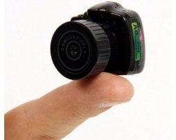 Mini Cámara Espia Miniatura 1 Cm Mini Dv Usb Foto Y Video Hd