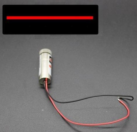Modulo Laser Puntero En Linea Rojo