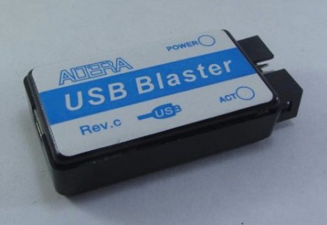 Programador Altera Usb Blaster Cpld Fpga Pic Master Arduino