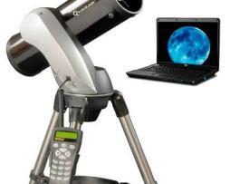 Telescopio Computarizado Quasar Qtronic130 Con Ocular Usb