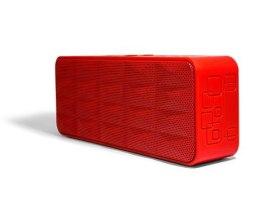Vorago Bocina Bsp-100 Bluetooth Recargable Auxiliar 3.5 Roja