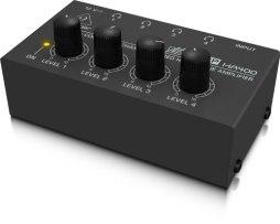 Behringer Amplificador Para Auriculares Ha400 Envio Gratis