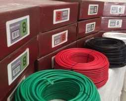 Cable Electrico Calibre 8 Thw
