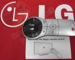 Control Magic Motion An-mr400 Gris Para Smart Tv Lg 2013