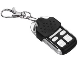 Control Remoto Seg Y Ppa | Tx Plata | Puertas Automaticas