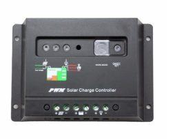 Controlador 30a Regulador 30amp Panel Solar 12/24v