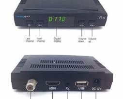 Freesat V7 Hd +wifi+ 5 Meses Azul Red + Envio Gratis 77w 58w