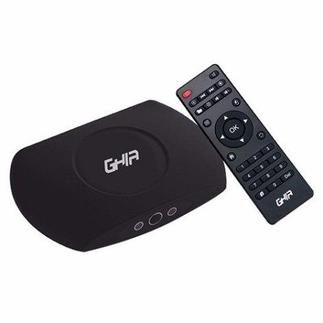 Ghia Convertidor Smart Tv 1gb 8gb Hdmi Wifi Av Negro Gac-009
