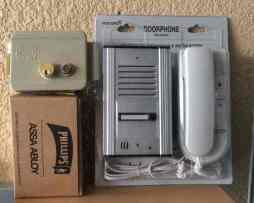 Kit Interfon Audio