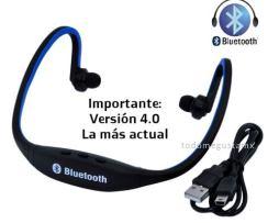 Lote 10 Pz Diadema Sport Audifonos Bluetooth Deportivos