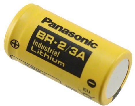 Pila Bateria Litio 3v Br-2/3a Panasonic Industrial