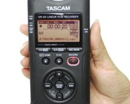 Tascam Dr40 Grabadora De Audio Portatil Dr 40 - Todo Video