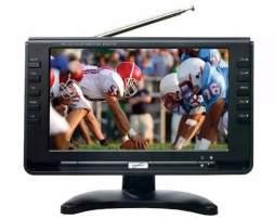 Tv Digital Portatil Pantalla Lcd 9 Usb Sd Supersonic Monitor