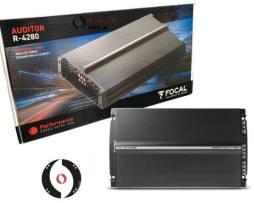 Amplificador 4 Canales Focal Solid - Maxima Calidad Sonido