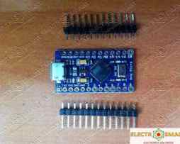 Arduino Pro Micro Atmega32u4 5v 16mhz Mismo Chip Leonardo