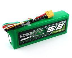 Bateria Lipo 5200mah 14.8v Multistar Dji F450 Y F550 Dron