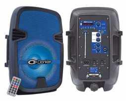 Bocina Bafle Bluetooth 8 Pulgadas Karaoke Micrófono Msa-5708