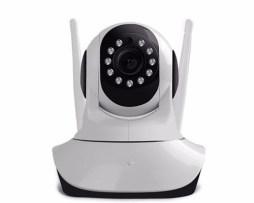 Camara Hd Seguridad Vigilancia Ip Wifi Doble Inalambrica