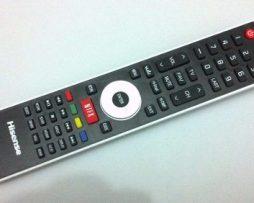 Control Hisense Smartv Nuevo Boton Netflix Envio Gratis