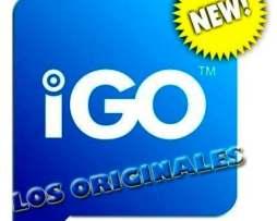 Mapas 2017 México + Usa Y Canada + Igo Primo + Igo 8 Gps!