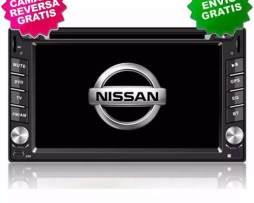Navegador Gps Nissan Estereo Dvd Tiida Versa Xtrail March