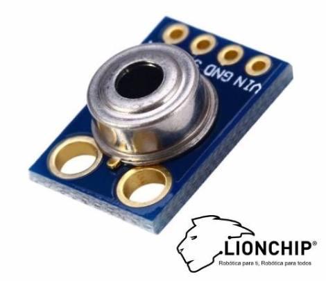 Sensor De Temperatura A Distancia Mlx90614 Gy-906