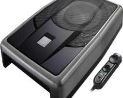 Subwoofer Amplificado Clarion Svr250 Super Slim 150 W