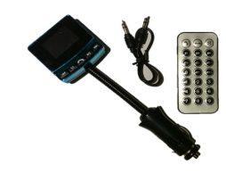 Transmisor Fm Bluetooth Micro Sd Usb 3.5 Mm Y Manos Libres