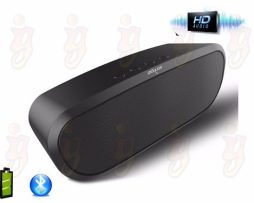 Bocina Bluetooth Recargable Usb Sd Mp3 Aux + Radio Fm