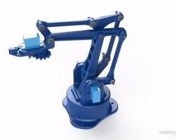 Brazo Robot Diy Incluye 4 Servos 100% Garantia Envio Gratis