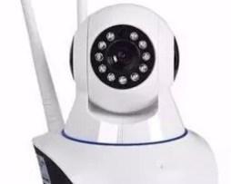 Camara Ip Wifi Videovigilancia Alarma Casa Negocio X Celular