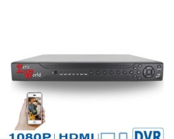 Dvr Grabador Digital Cctv 16 Camaras Ahd Celulares Tablet