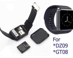 Envío Gratis Pila Batería Reloj Smartwatch Dz09 Y Gt08